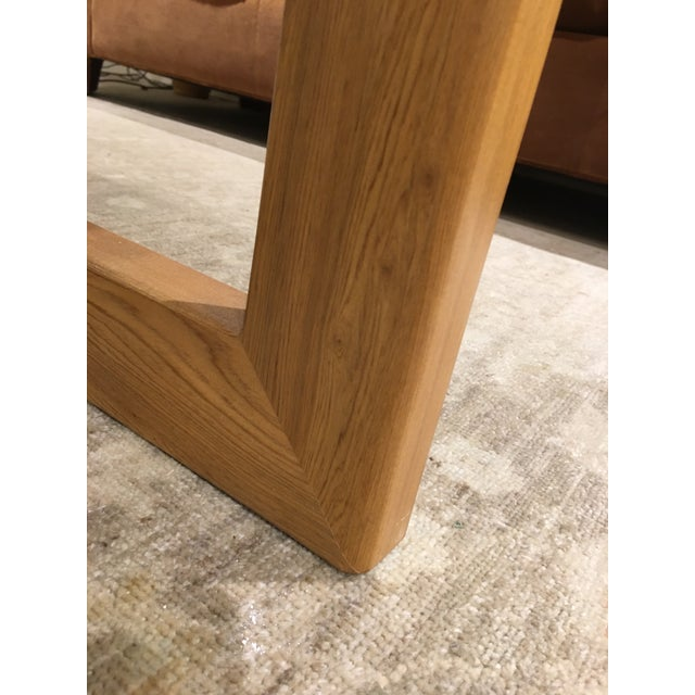 Gold Cypress Cocktail Table For Sale - Image 8 of 10