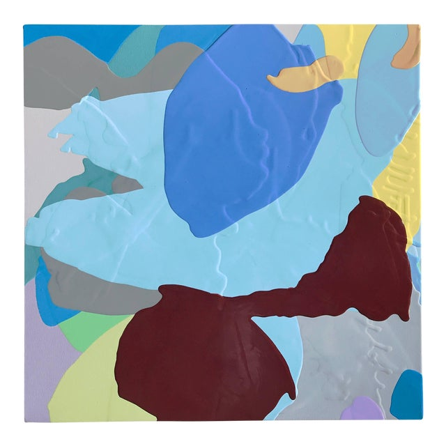 Carolanna Parlato Blueflower 2017 For Sale