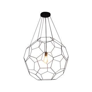 Truncated Icosahedron Pendant Light For Sale