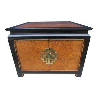 20th Century Asian Modern Century Furniture Chin Hua Large Side Table For Sale