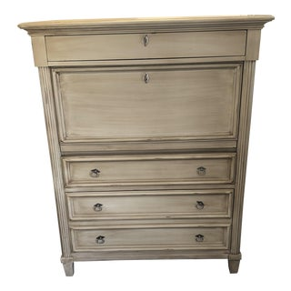 Vanguard Vanity Tall Chest