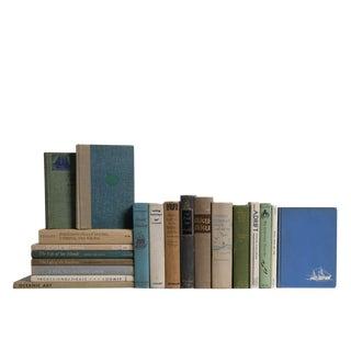 Sea Shore Nautical : Set of Twenty Decorative Books For Sale