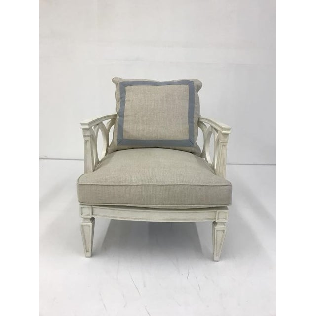 Century Furniture Century Furniture Colson Chair For Sale - Image 4 of 4