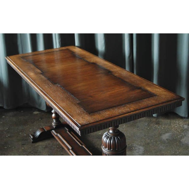 Early 20th Century Library Table by Axel Einar Hjorth for Nk For Sale - Image 5 of 11