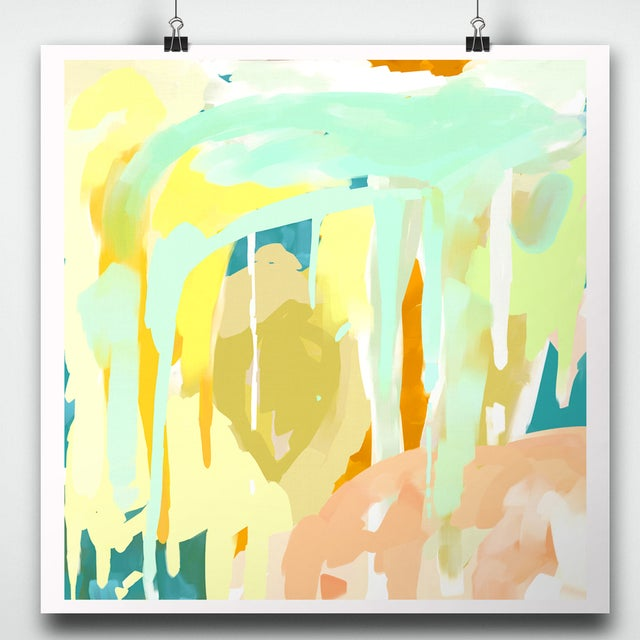 """Eva Alessandria """"Beach Bum Squared"""" Print - Image 2 of 3"""