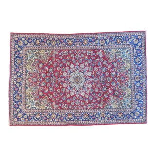 "Persian Isfahan 8'x10'7"" For Sale"