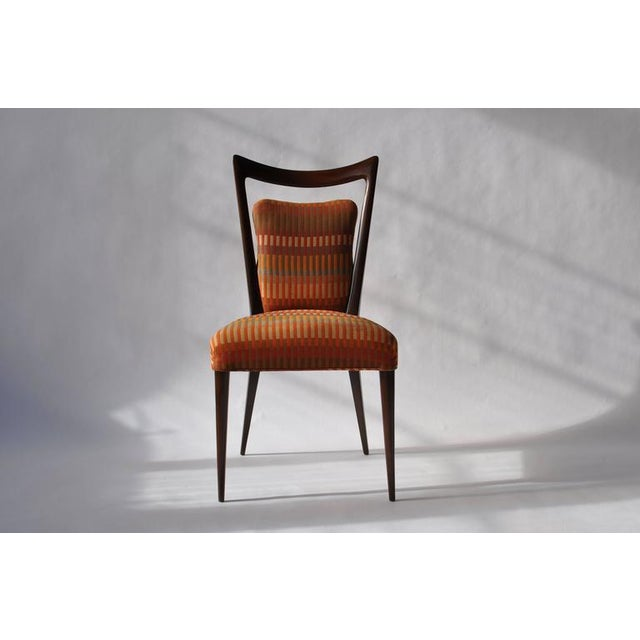Set of Six Erno Fabry Dining Chair - Image 6 of 10