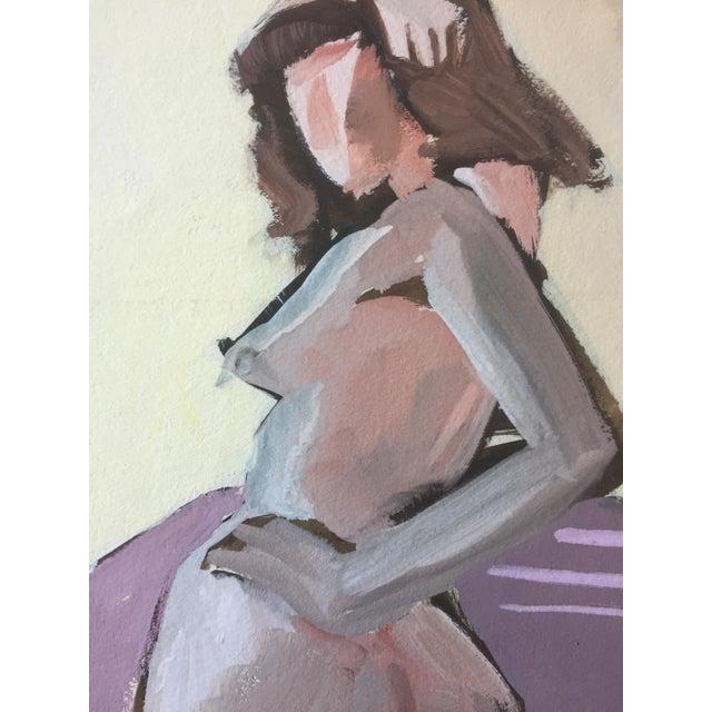 Bay Area Figurative Movement Female Nude - Image 4 of 7