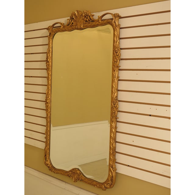 Item Friedman Brothers #6514 Gold Framed Beveled Glass Mirror Stenella Antiques is a proud retailer of high quality...
