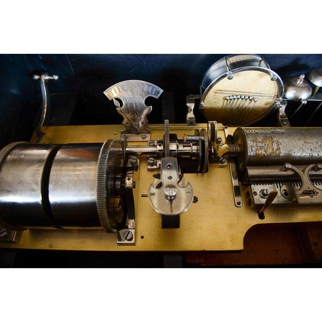 F Conchon 19th Century Swiss Cylinder Music Box - Image 7 of 11