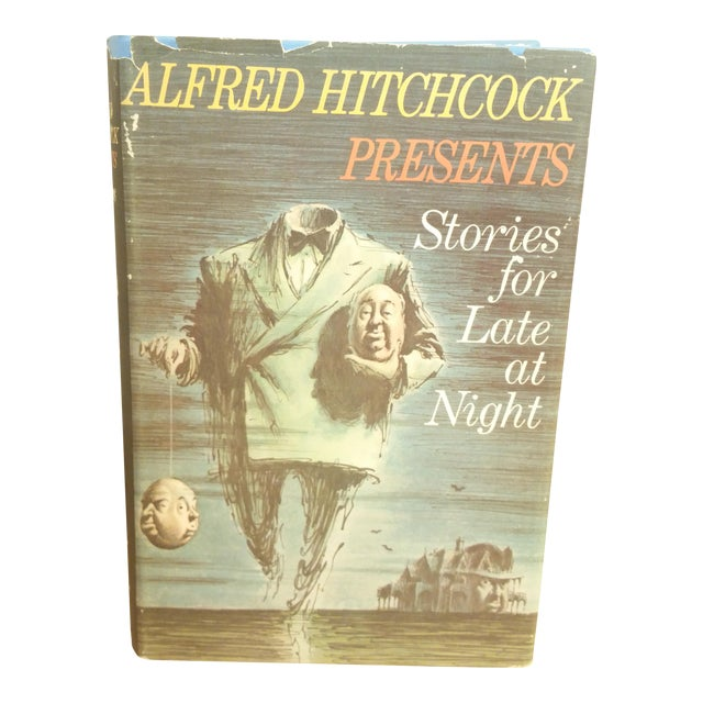 Alfred Hitchcock Presents Stories for Late at Night Book - Image 1 of 6