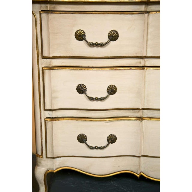 French Louis XV Style Commode Stamped Jansen For Sale In New York - Image 6 of 9