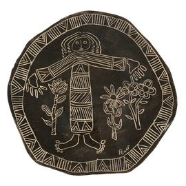 Image of Tribal Decorative Plates