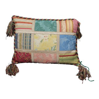 Late 20 C. Toscana Pillow For Sale