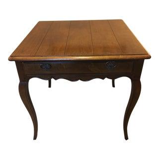 Traditional Henredon Side Table For Sale