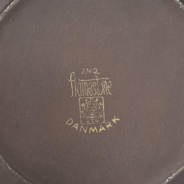 Ceramic Mid-Century Dessert and Coffee Service, Jens Harald Quistgaard for Dansk For Sale - Image 7 of 10