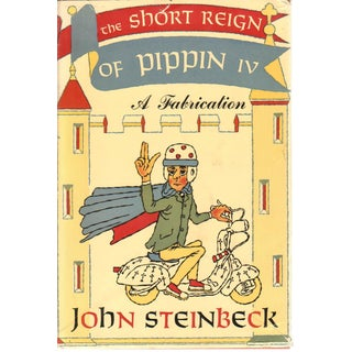 """1957 """"First Edition, the Short Reign of Pippin Iv"""" Collectible Book For Sale"""