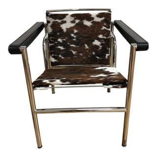 Pierre Cowhide Chair by Room & Board For Sale
