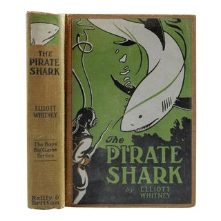 The Pirate Shark Book For Sale
