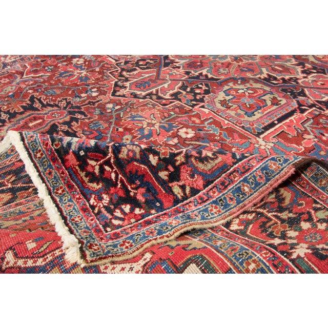 "Islamic Apadana - Persian Rug, 9'5"" X 12'5"" For Sale - Image 3 of 4"