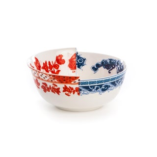 Seletti, Hybrid Eutropia Medium Bowl, Ctrlzak, 2011/2016 Preview