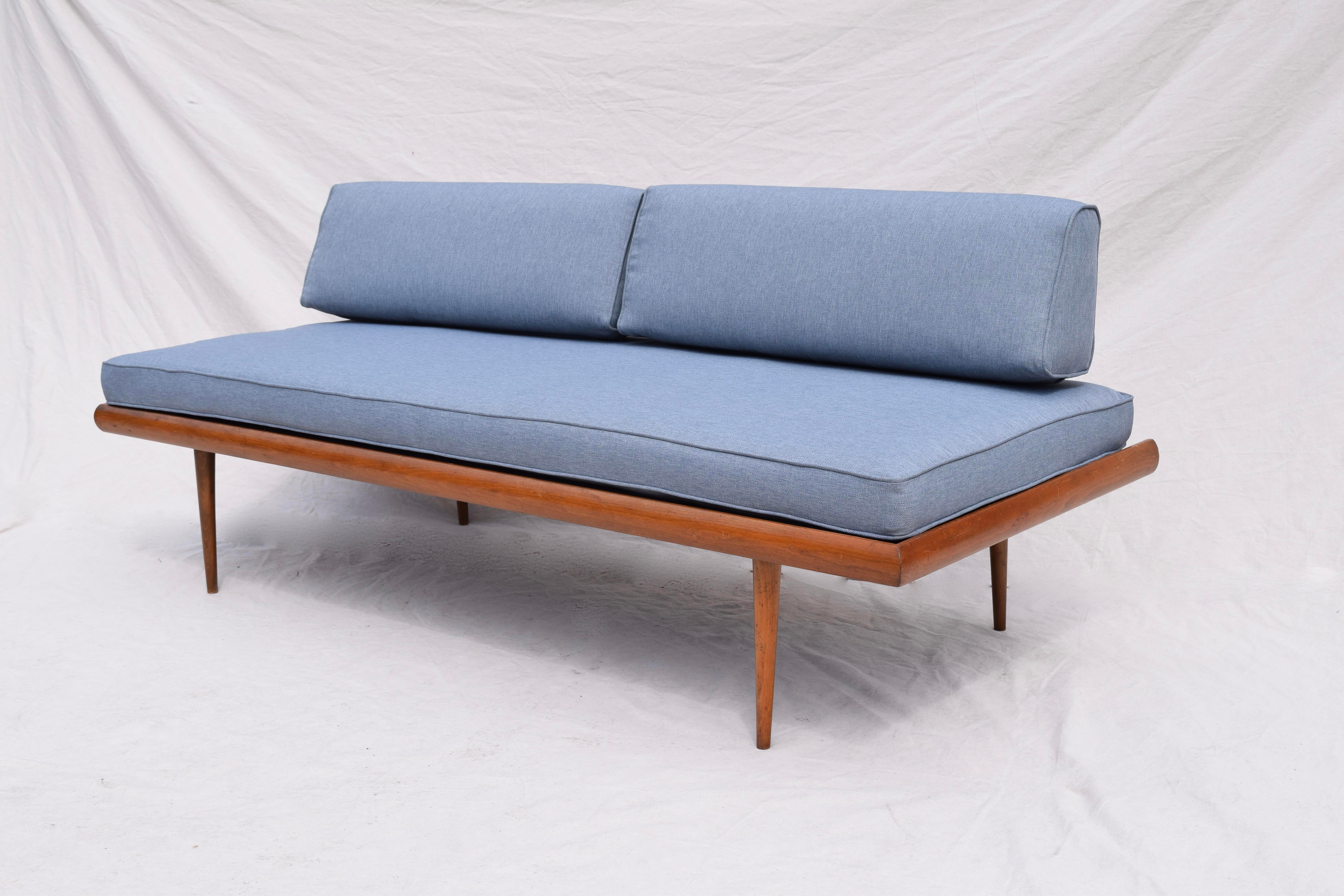 modern daybed. Plain Daybed Danish Modern Daybed  Image 4 Of 12 On