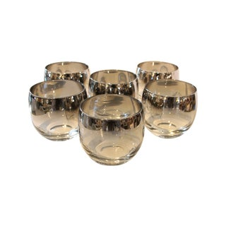 Dorothy Thorpe Roly Poly Glasses - Set of 6 For Sale