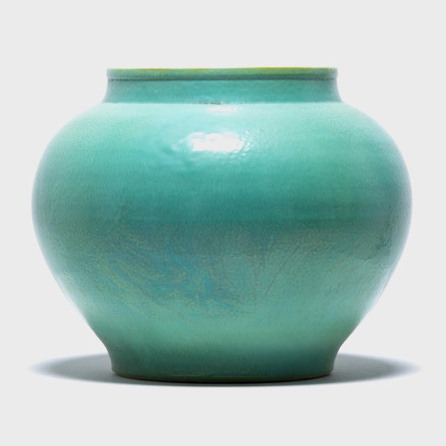 Asian Chinese Liu Onion Jar For Sale - Image 3 of 6