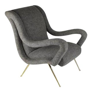 Studio Van den Akker Garvey Club Chair For Sale