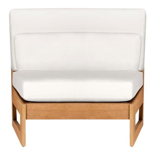 """Summit Furniture La Mod 28""""-Front Lounge Chair For Sale"""