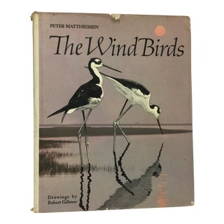 """1973 """"The Wind Birds"""" Book by Peter Matthiessen For Sale"""