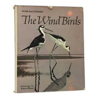 "1973 ""The Wind Birds"" Book by Peter Matthiessen"