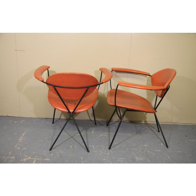 Joseph Cicchelli for Reilly-Wolff Lounge Chairs - a Pair For Sale In New York - Image 6 of 8