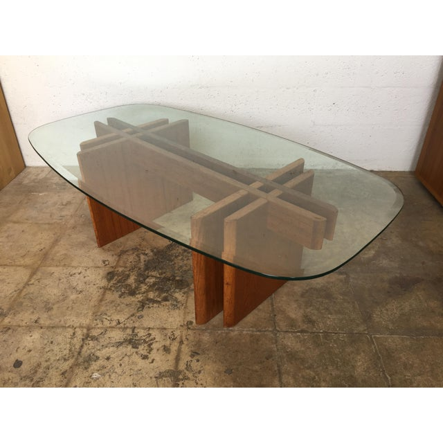 Contemporary Gustav Gaarde for Trekanten Mid Century Modern Danish Coffee Table For Sale - Image 3 of 11