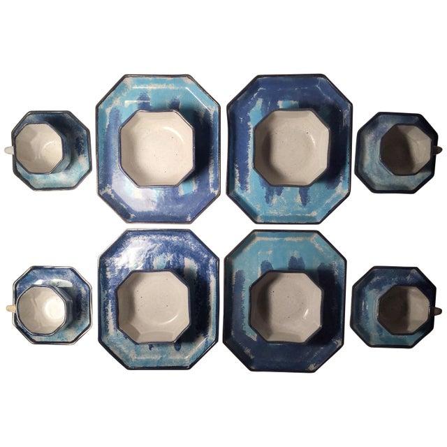 Gordon Martz Ceramic Teacups / Dinnerware For Sale - Image 12 of 12