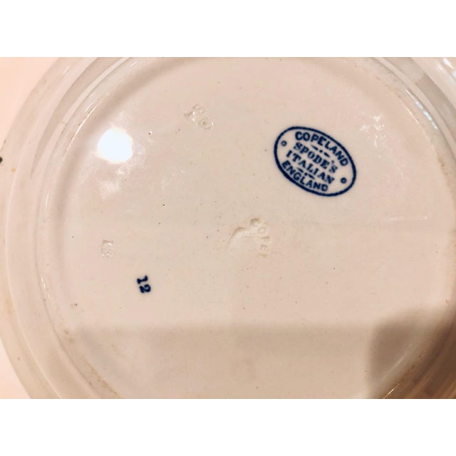 Early 20th Century Copeland Spode Italian Bowl For Sale - Image 9 of 10