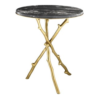 Gold Side Table | Eichholtz Westchester For Sale