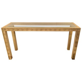 Contemporary Somerset Bay Console Table
