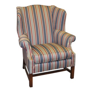 Wing Chair by Henredon