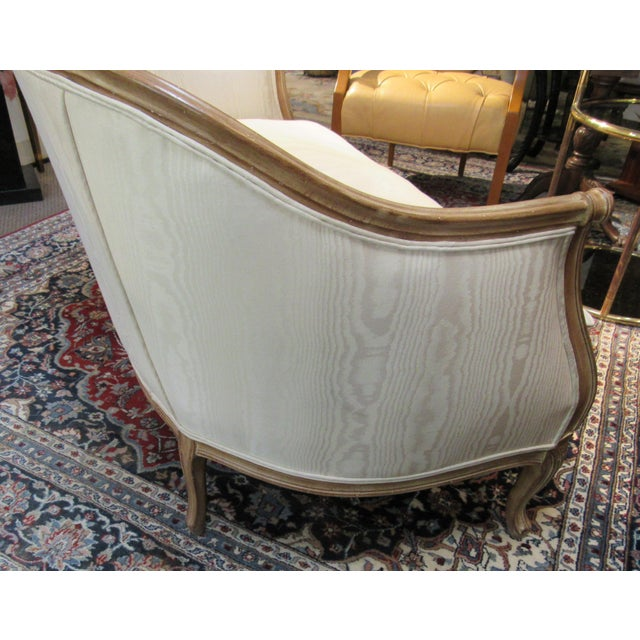 1990s Country French Style Settee For Sale - Image 5 of 13