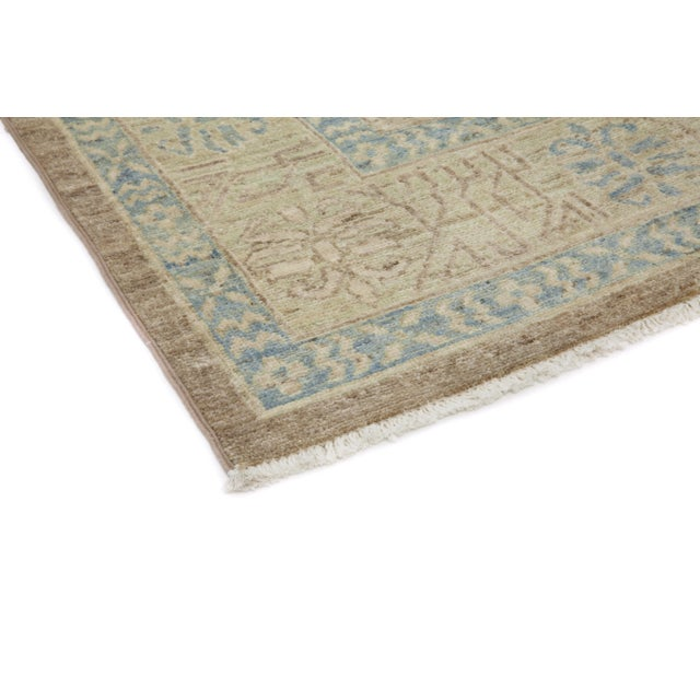 """Khotan Hand-Knotted Rug - 7' 10"""" X 10' 1"""" - Image 2 of 2"""