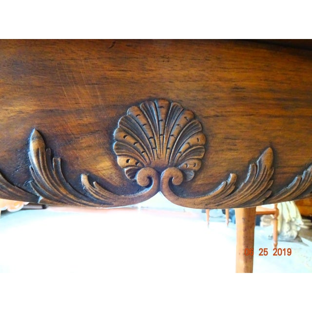 Louis XV Epoch Side Table For Sale In New Orleans - Image 6 of 11