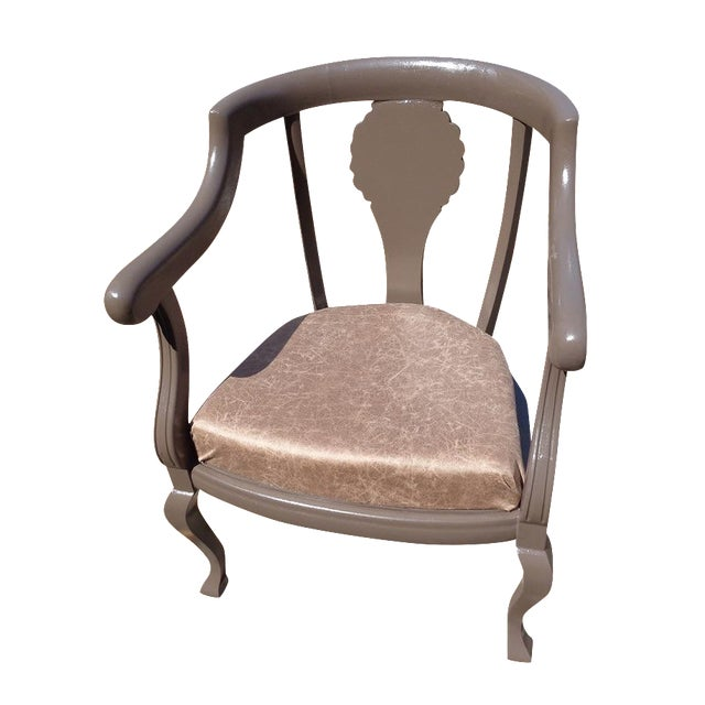 Antique Victorian Chair - Image 1 of 4