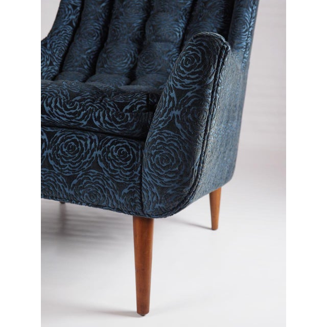 Adrian Pearsall Style Mid-Century Chair - Image 5 of 6