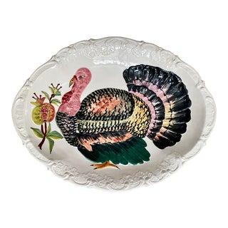 Large Turkey Platter For Sale