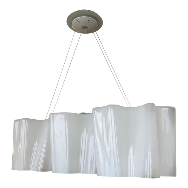 Michelle De Lucchi and Gerhard Reichert Logico Triple Linear 3-Light Suspension Light For Sale