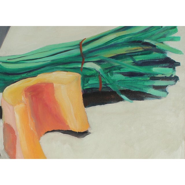 Still life with Melon & Onions by Jack Freeman - Image 2 of 2