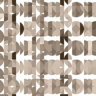 Botanica 'Honeysuckle' Metallic Grass Cloth Wallpaper Roll For Sale