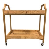 Image of New Made Goods Montaro Bar Cart For Sale