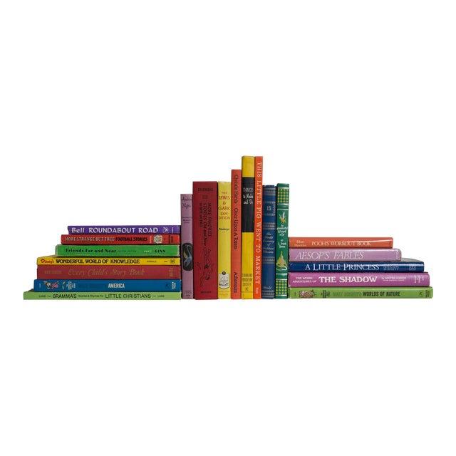 Crayola Children's Book Set - Set of 20 For Sale